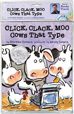 Image for Click, Clack, Moo: Cows That Type (A Click Clack Book)