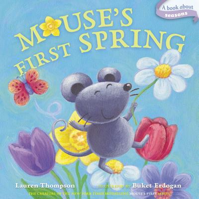 """Mouse's First Spring (Classic Board Books), """"Thompson, Lauren"""""""