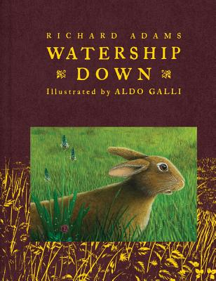Watership Down (Scribner Classics), Adams, Richard