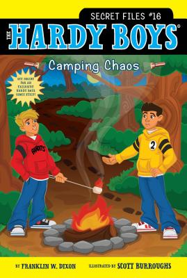 Image for Camping Chaos (Hardy Boys: The Secret Files)