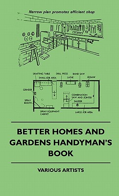 Better Homes And Gardens Handyman's Book, , various