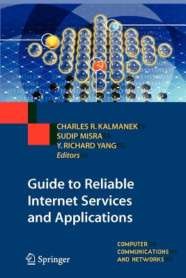 Image for Guide to Reliable Internet Services and Applications (Computer Communications and Networks)