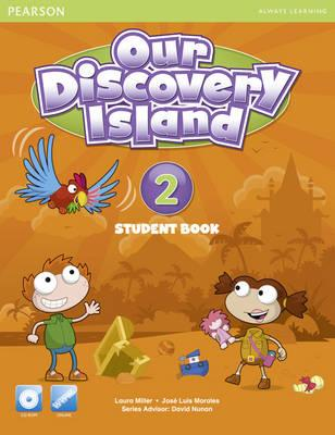 Our Discovery Island 2 Students' Book with CD-ROM Pack (American English), Miller, Laura,  Morales, Jose Luis