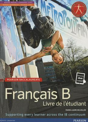 Image for Pearson Baccalaureate Franais B new bundle (not pack)