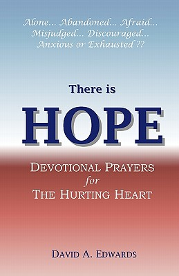 Image for There is Hope: Devotional Prayers for the Hurting Heart