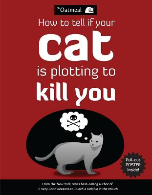 Image for How To Tell If Your Cat Is Plotting To Kill You