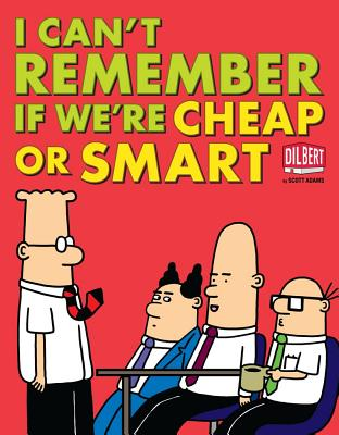 Image for I CAN'T REMEMBER IF WE'RE CHEAP OR SMART