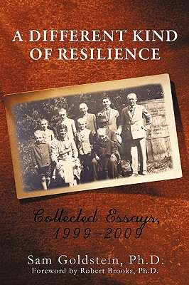 Image for A Different Kind of Resilience: Collected Essays, 1999-2009