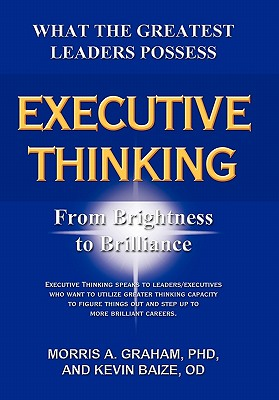 Image for Executive Thinking: From Brightness to Brilliance
