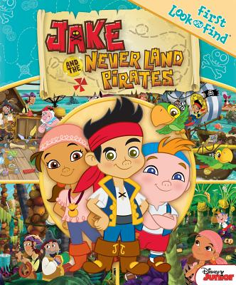 Image for My First Look Find Jake and the Neverland Pirates (First Look and Find)