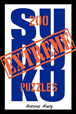 Extreme Sudoku, Antoine, Alary;