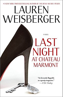 Image for Last Night at Chateau Marmont: A Novel