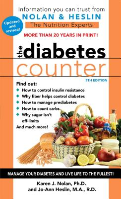 DIABETES COUNTER, 5TH EDITION, NOLAN, KAREN J