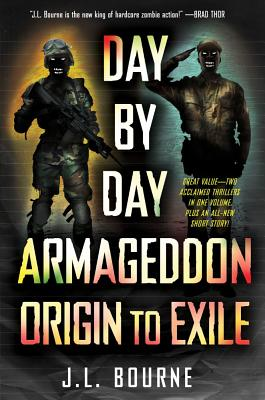 Image for DAY BY DAY ARMAGEDDON / ORIGIN TO EXILE