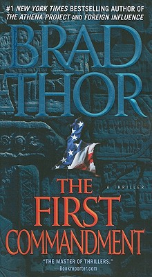 Image for The First Commandment: A Thriller
