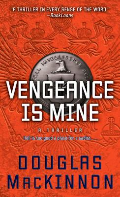 Image for VENGEANCE IS MINE