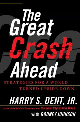 Image for GREAT CRASH AHEAD : STRATEGIES FOR A