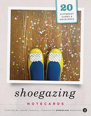 Shoegazing Notecards, Vangool, Janine