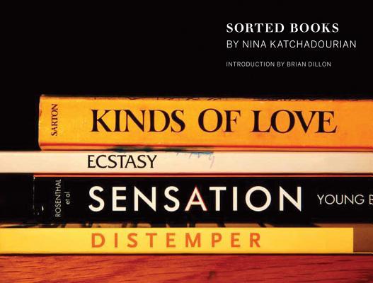 Sorted Books, Katchadourian, Nina