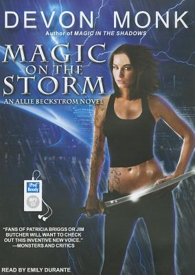 Magic on the Storm (Allie Beckstrom), Monk, Devon