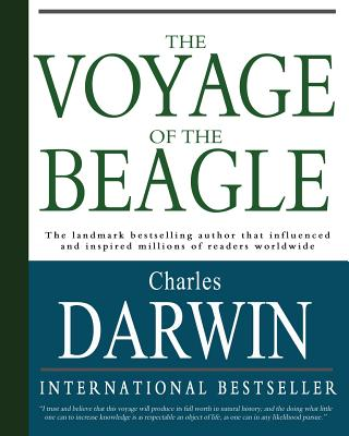 Image for Voyage of the Beagle: Charles Darwin's Journal of Researches