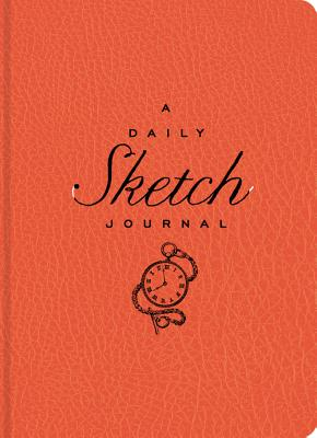 The Daily Sketch Journal (Red), Sterling Publishing Co., Inc.
