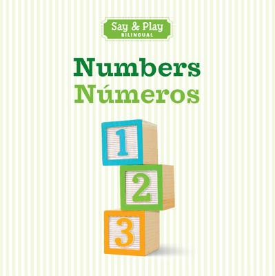 Image for Numbers/Numeros (Say & Play) (English and Spanish Edition)