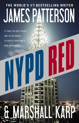 """NYPD Red, """"Patterson, James, Karp, Marshall"""""""