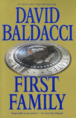 Image for First Family (King & Maxwell Series (4))