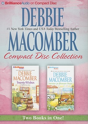 Image for Debbie Macomber CD Collection 2: Twenty Wishes, Summer on Blossom Street (Blossom Street Series)