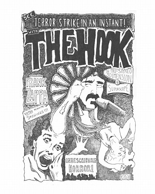 Image for The Hook: The Recordings Of FRANK ZAPPA Volume Four 1973-1974 (B&W edition)