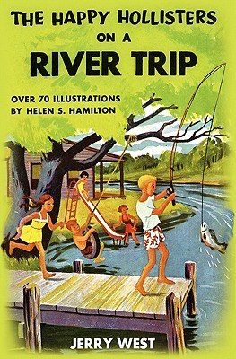 Image for The Happy Hollisters on a River Trip