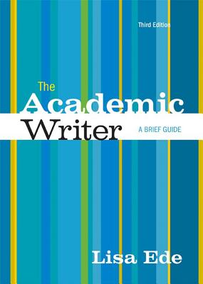 Image for The Academic Writer: A Brief Guide
