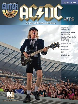 Image for AC/DC Hits: Guitar Play-Along Volume 149 Book & Online Audio