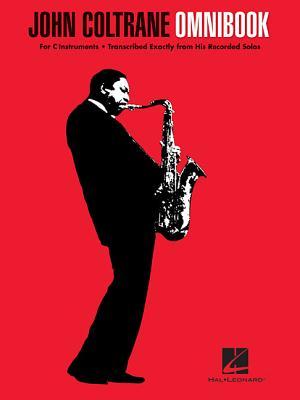 Image for John Coltrane - Omnibook: for C Instruments
