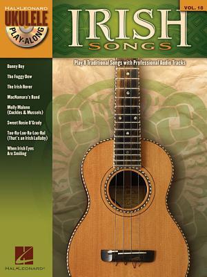 Image for Irish Songs - Ukulele Play-Along Vol. 18 (Book/Online Audio) (Hal Leonard Ukulele Play-Along)