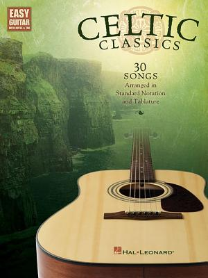 Image for Celtic Classics - Easy Guitar (With Tab) (Easy Guitar with Notes & Tab)