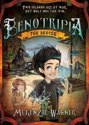 Benotripia: The Rescue, Mckenzie Wagner