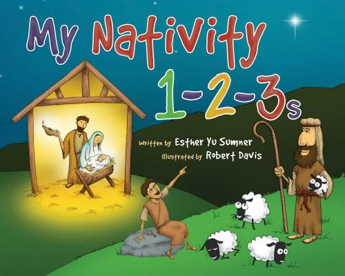 Image for My Nativity 1-2-3s