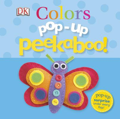 Image for Pop-Up Peekaboo: Colors
