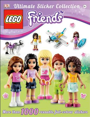 Image for Ultimate Sticker Collection: LEGO Friends (Ultimate Sticker Collections)