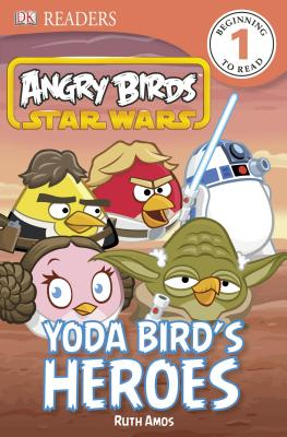 Image for DK Readers L1: Angry Birds Star Wars: Yoda Bird's Heroes