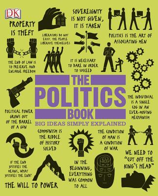 Image for The Politics Book (Big Ideas Simply Explained)