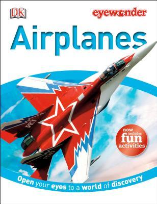 Image for Eye Wonder: Airplanes