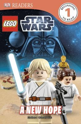 Image for DK Readers: LEGO Star Wars: A New Hope