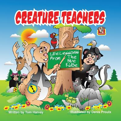 Creature Teachers, Harvey, Tom