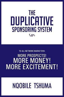 The Duplicative Sponsoring System, Tshuma, Nqobile