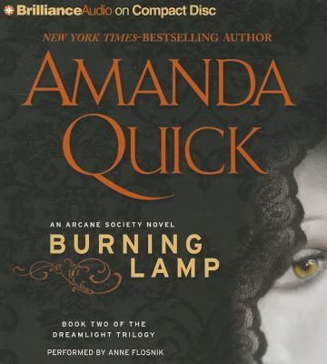 Image for Burning Lamp (Dreamlight Trilogy)