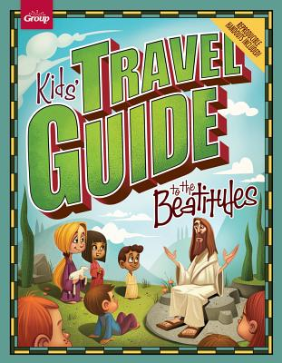 Image for Kids' Travel Guide to the Beatitudes