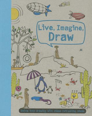Image for Live Imagine Draw